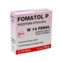 Fomatol Powder P W14 neutral tone paper developer for 2.5l