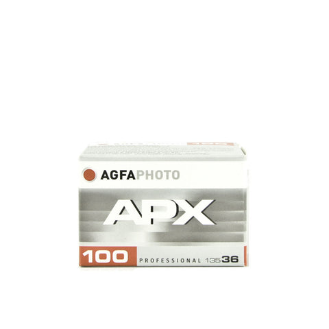 Agfa APX 100 - B&W 35mm Film