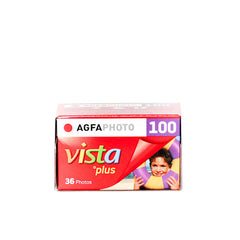 Agfa Vista 100 - Colour 35mm Film