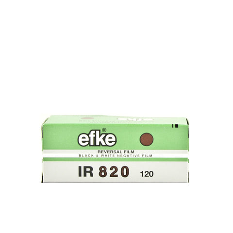 efke IR820 - Infrared B&W 120 Film