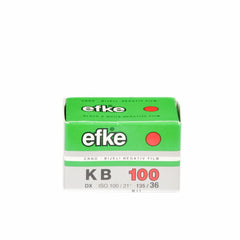 efke kb 100 - B&W 35mm Film