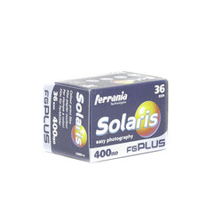 Ferrania Solaris FGPlus 400 - Colour 35mm Film