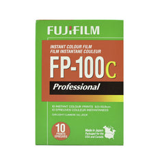 Fujifilm FP-100C Professional Colour Instant Film