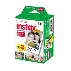 Fujifilm Instax Mini Colour Film Twin Pack (20 photos)