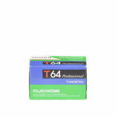 Fujifilm Fujichrome T64 Tungsten - 35mm Colour Slide Film