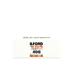 Ilford XP-2 Super 400 - B&W 120 Film (C-41)