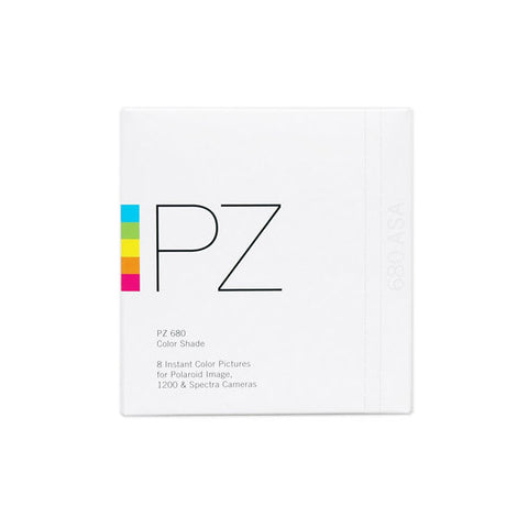 TIP PZ680 Color Shade (Polaroid Spectra Film)