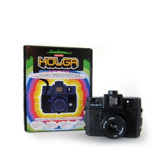 Lomography Holga Starter Kit (Black)