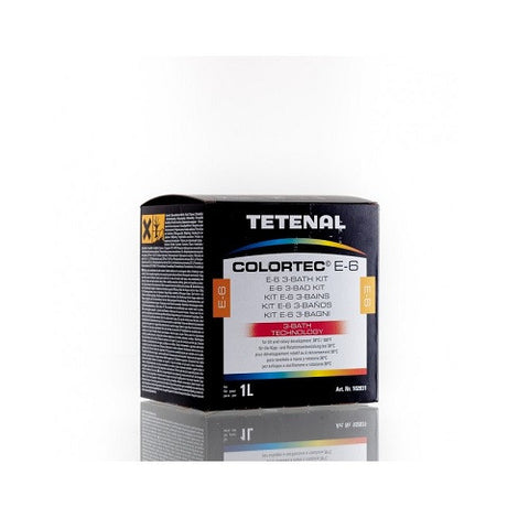 Tetenal Colortec 1L e-6 Kit