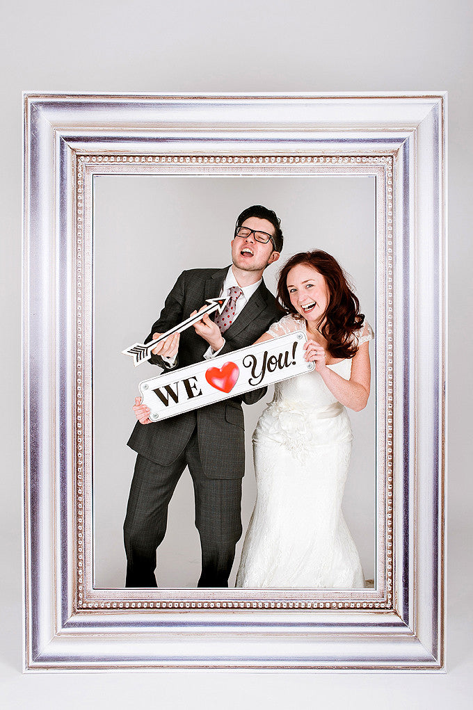 Wedding Photo props for Photobooth