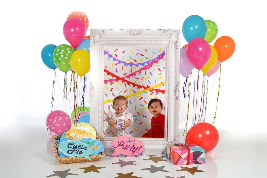 Children's Birthday Party Photobooth