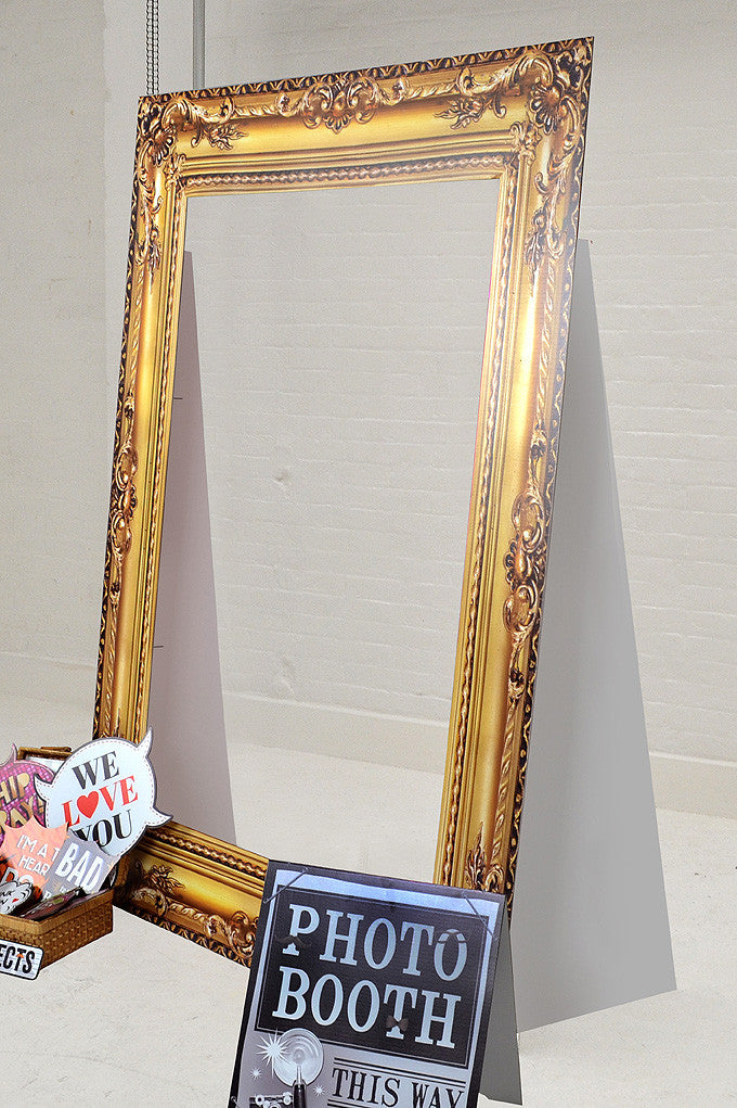Photobooth Frame props