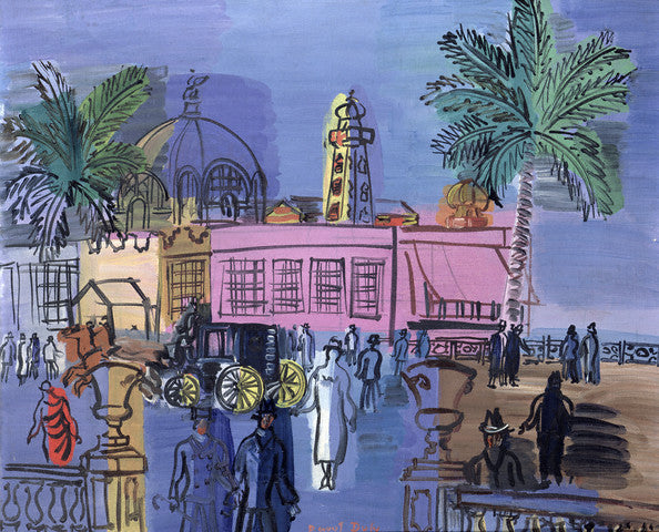 Discover Who is Raoul Dufy with 55MAX