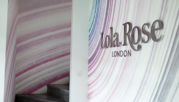 Lola Rose Head Office Wallpaper Design from 55MAX