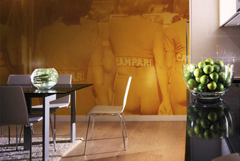 Get Creative with a focal point with Wallpaper from 55MAX