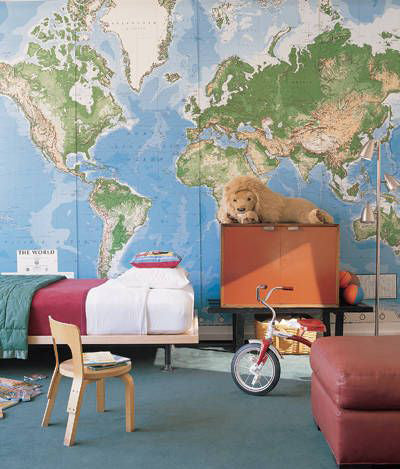 Creative Kid's Room Ideas from 55MAX