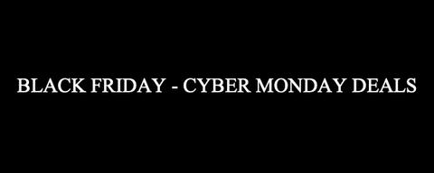 Black Friday, Weekend and Cyber Monday Deals from 55MAX