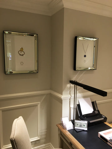 Bespoke Art Prints in Mirror Frames from 55MAX