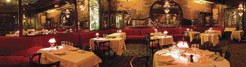 Maxim's Restaurant in Paris, France, with 55MAX