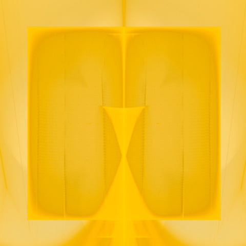 Yellow Square Art Print from 55MAX