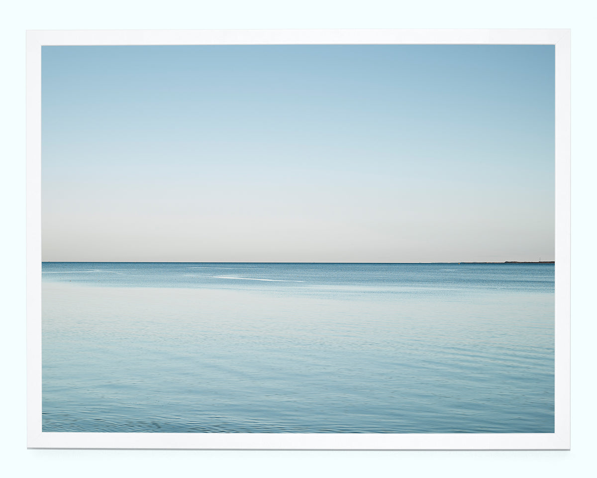 Calming Seascape Art Print