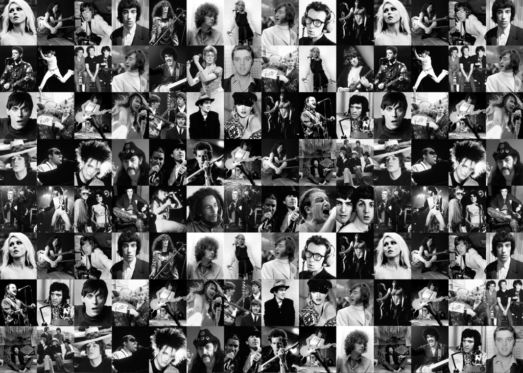 Rock 'n' Roll Wallpaper