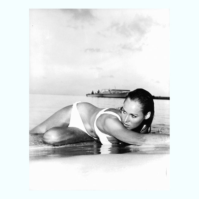 Ursula Andress, Dr No Art Print