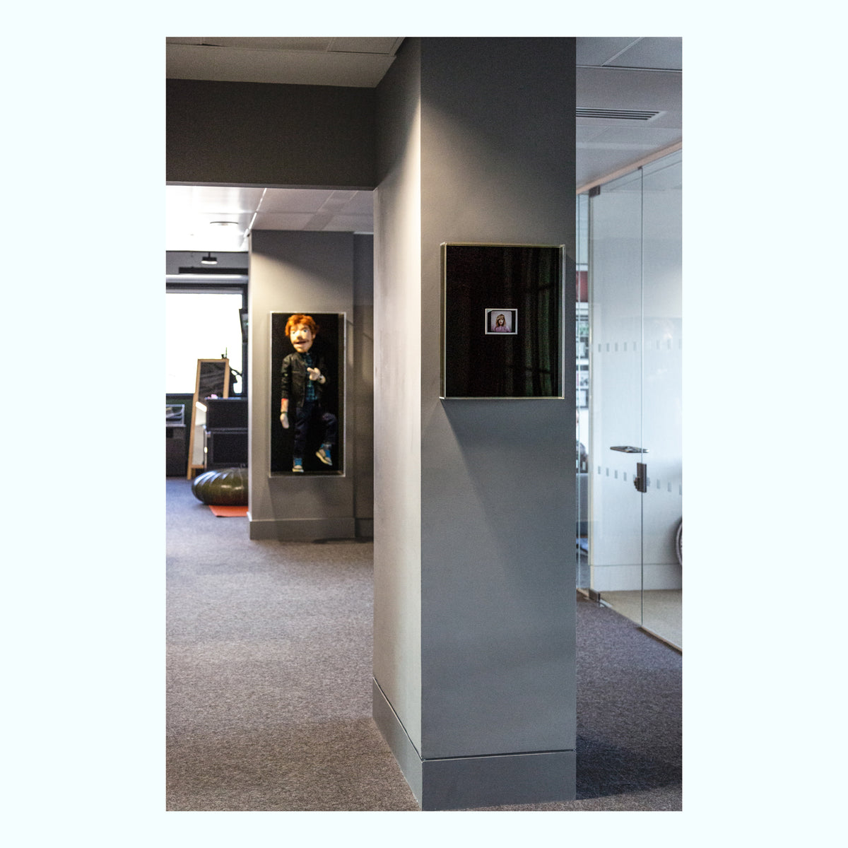 Art Consultancy, Atlantic Records Office