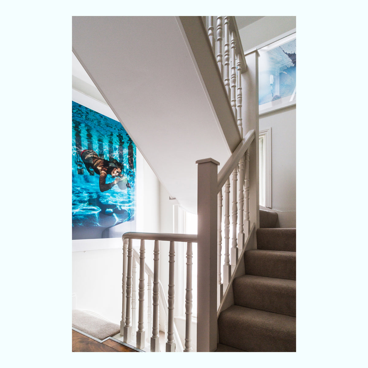 Art Consultancy, Belsize Park Private Residence