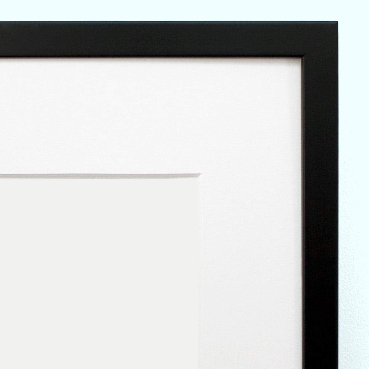 Black Frame for 007 Catches Ursula Art Print