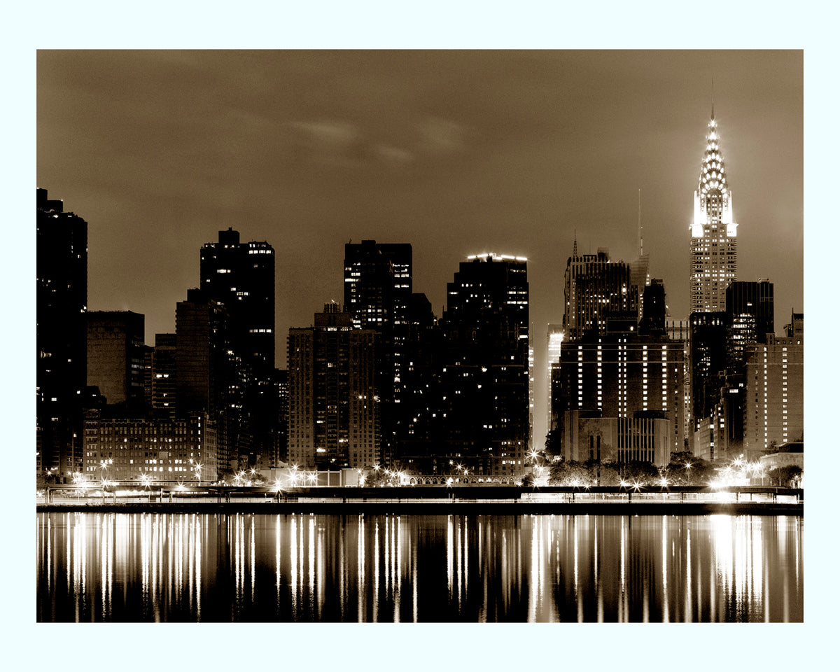 Chrysler Building, New York Art Print