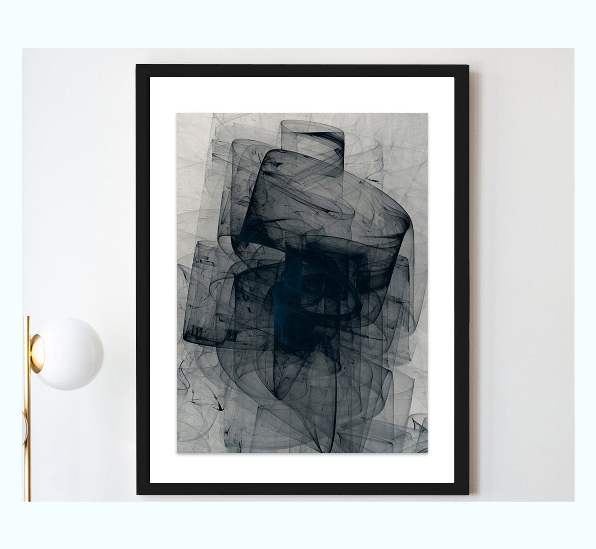 Spacewarp 9595 Art Print