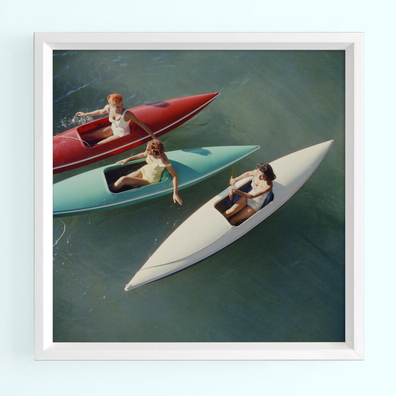 Lake Tahoe Trip Art Print