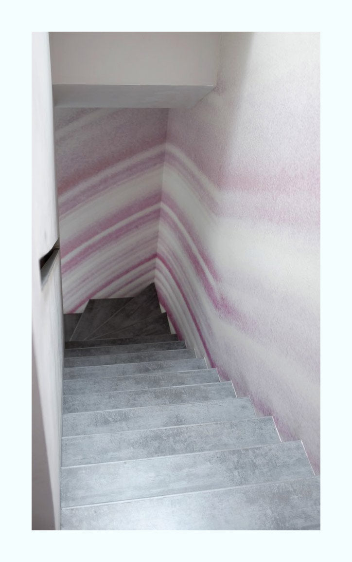 Bespoke Agate Wallpaper, Lola Rose Head Office
