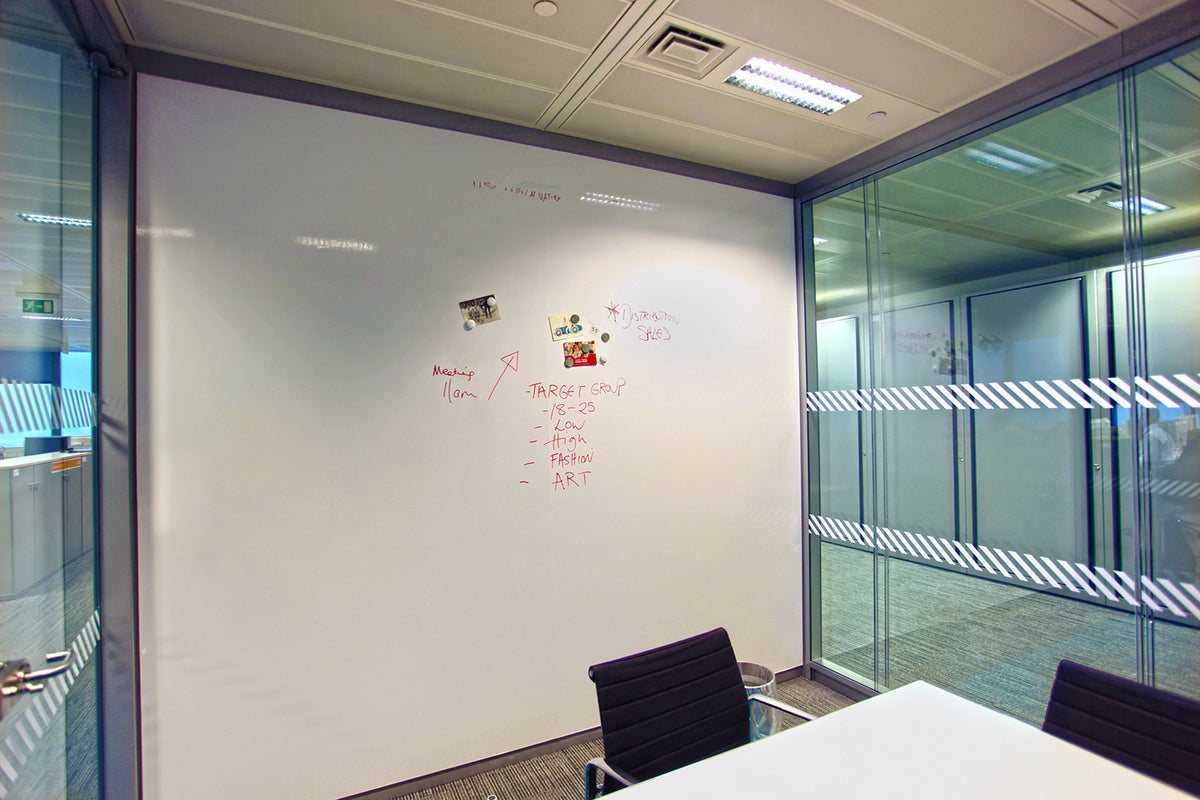 Magnetic Wallpaper, London Offices