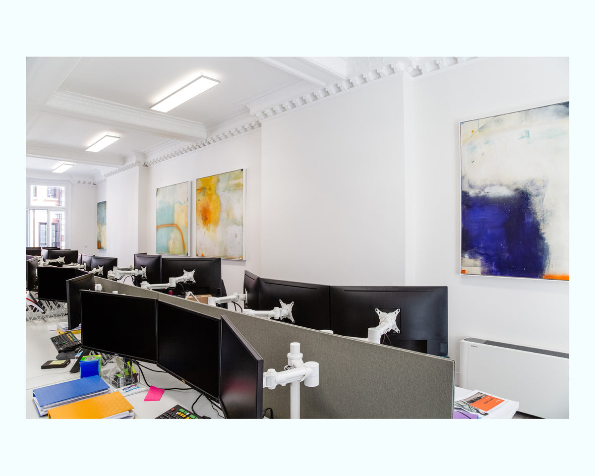 Art Consultancy, Monarch Alternative Capital Ltd, London