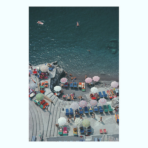 Verbier Vacation Art Print