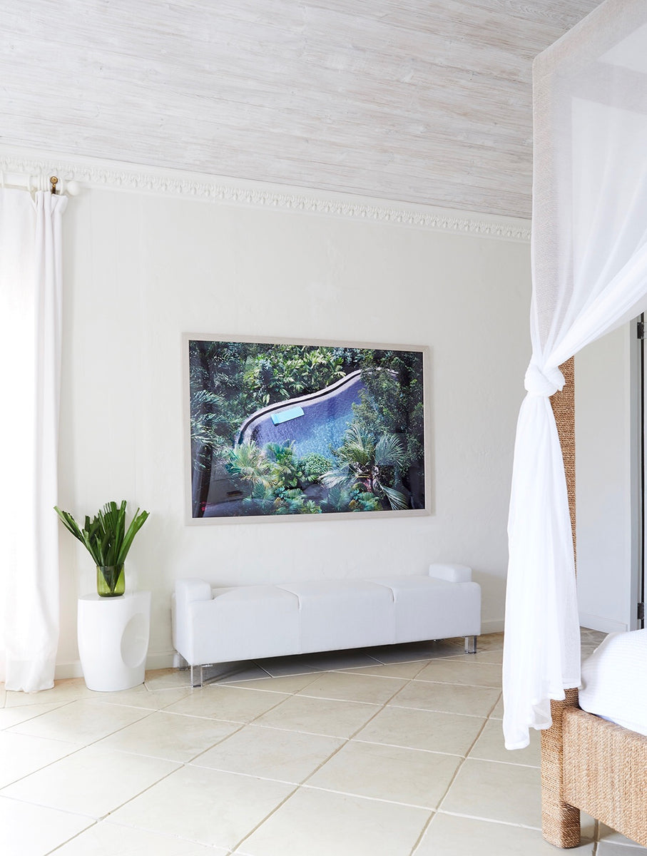 Art Consultancy, Private Villa Mustique
