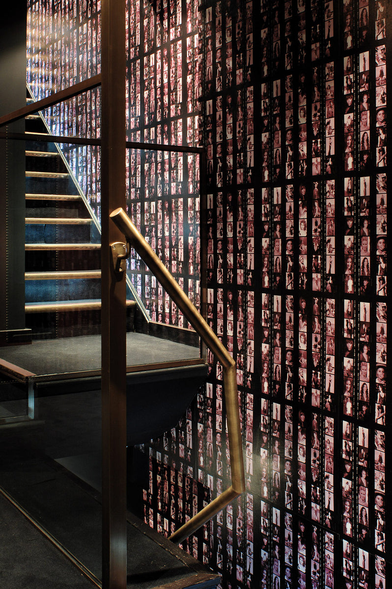Bespoke Wallpaper, Raffles Nightclub, London