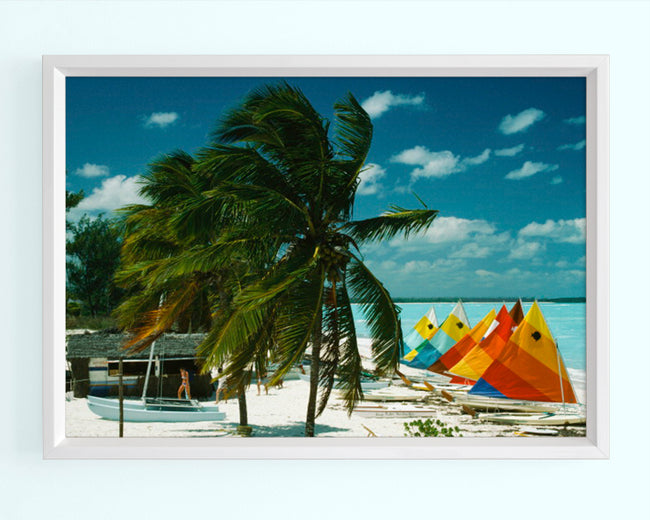Treasure Cay Art Print