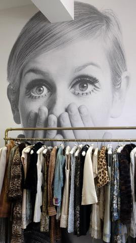 Twiggy Wall Mural