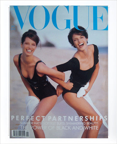 Vogue Magazine Original May 1990