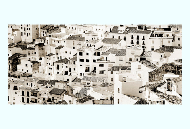 White Village Art Print