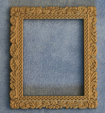 Streets Ahead Dolls House Accessory 1:12th Picture Frame  D625*