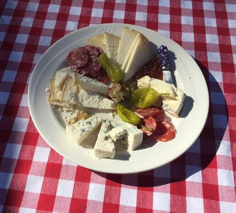 Cascade's Cheese Plates are a hit at the Tasting Bar