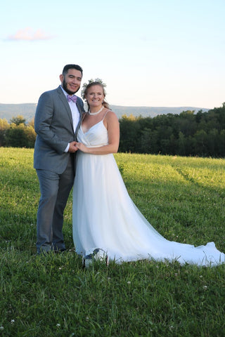 weddings at Cascade Mountain Winery