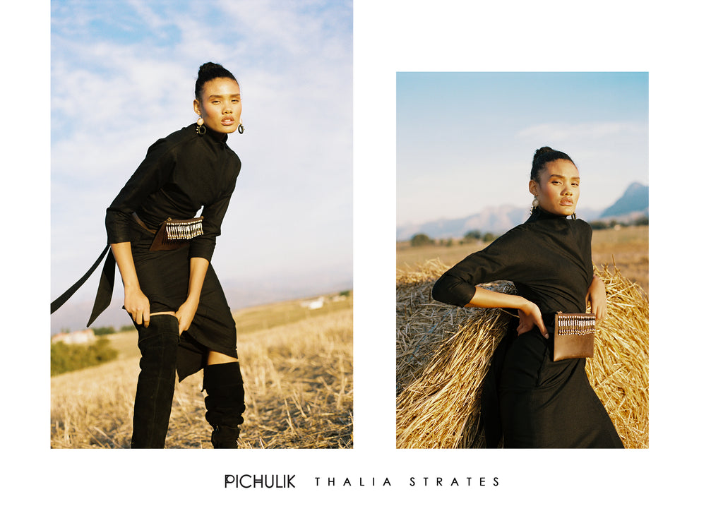 Thalia Strates collaboration with Pichulik