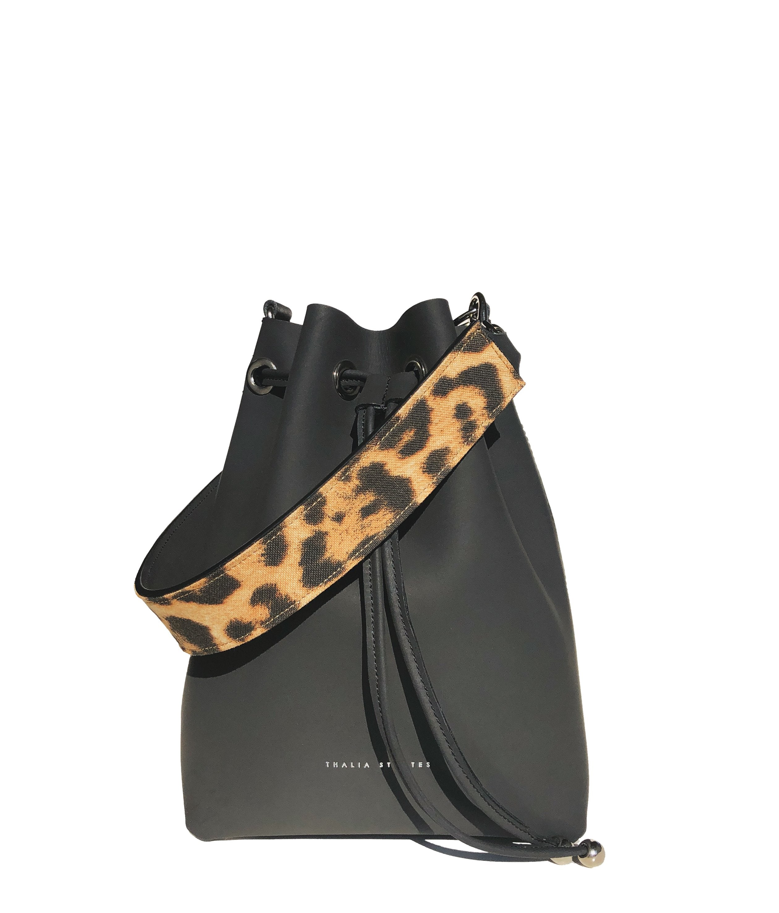 Animal print Shoulder Strap
