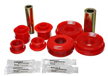 Energy Suspension 11-13 Ford Mustang Red Rear Upper Control Arm Bushings