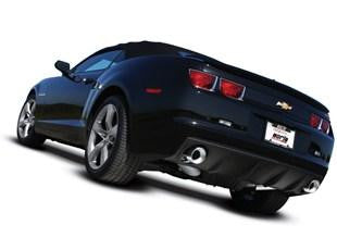 Borla 2010 Camaro 6.2L V8 Touring Catback Exhaust (does not work w/ factory ground affects package - use 140331)